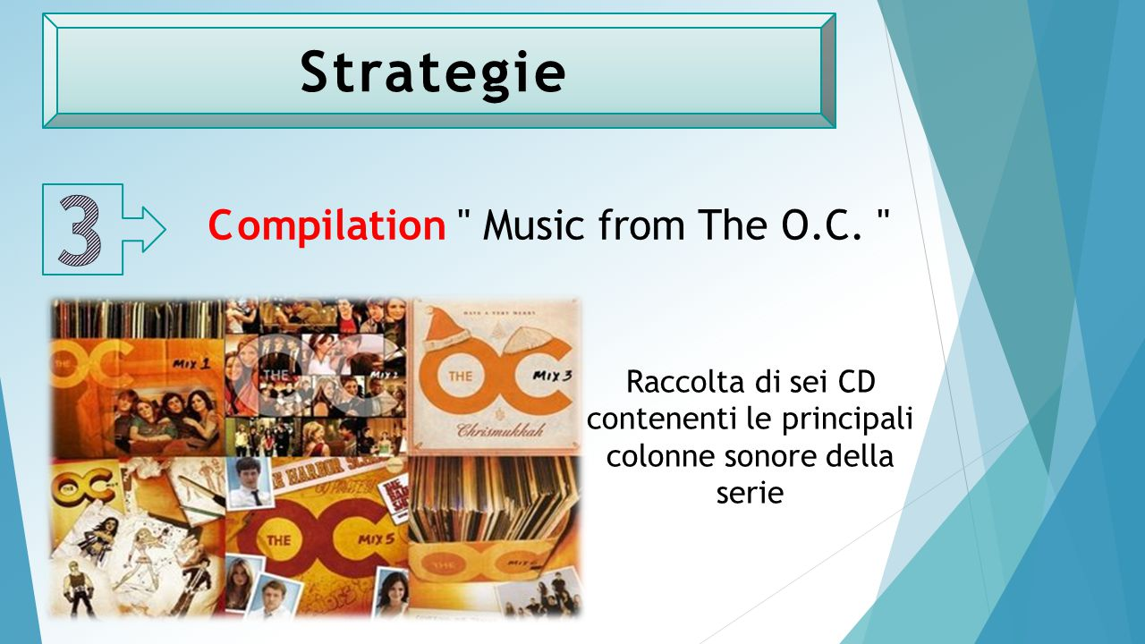Strategie Compilation Music from The O.C.