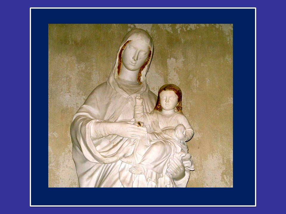 Maria è il modello della vita cristiana.