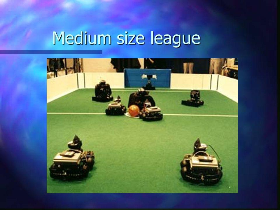 Medium size league