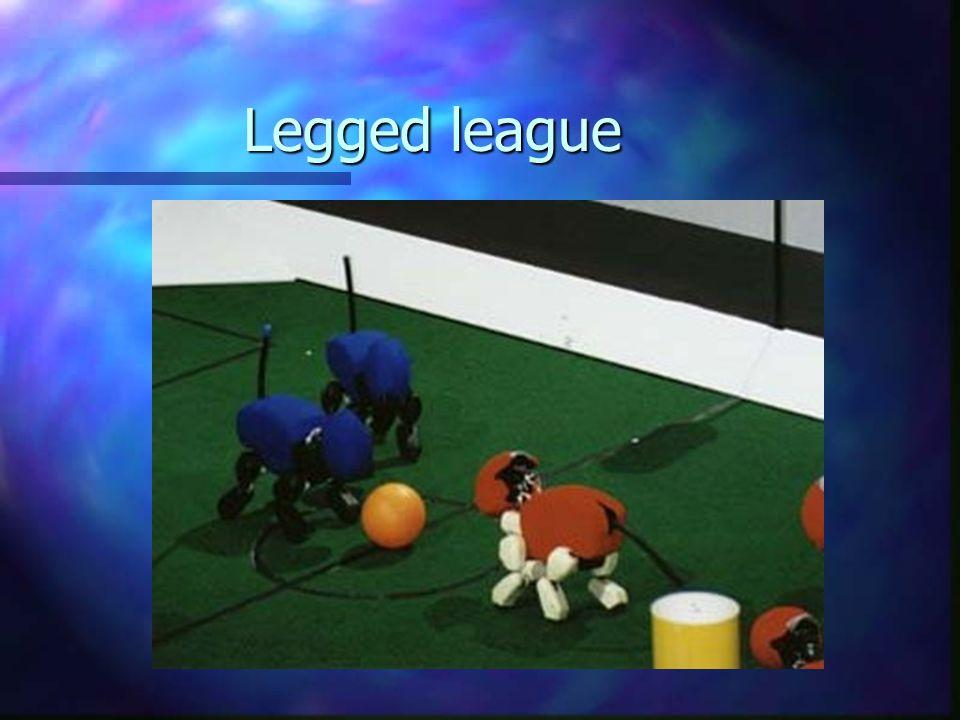 Legged league