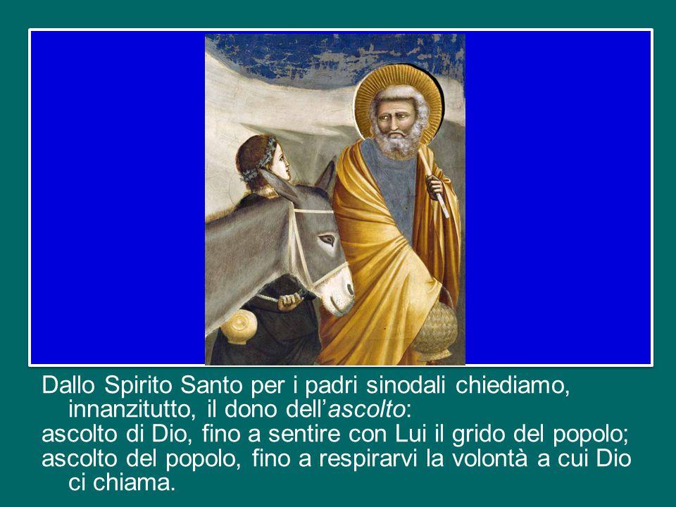 Di questa salvezza — opera della misericordia di Dio e sua grazia — come Chiesa siamo segno e strumento, sacramento vivo ed efficace. Se così non foss
