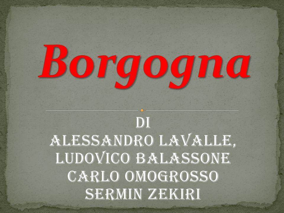 Di Alessandro Lavalle, Ludovico Balassone Carlo Omogrosso Sermin zekiri