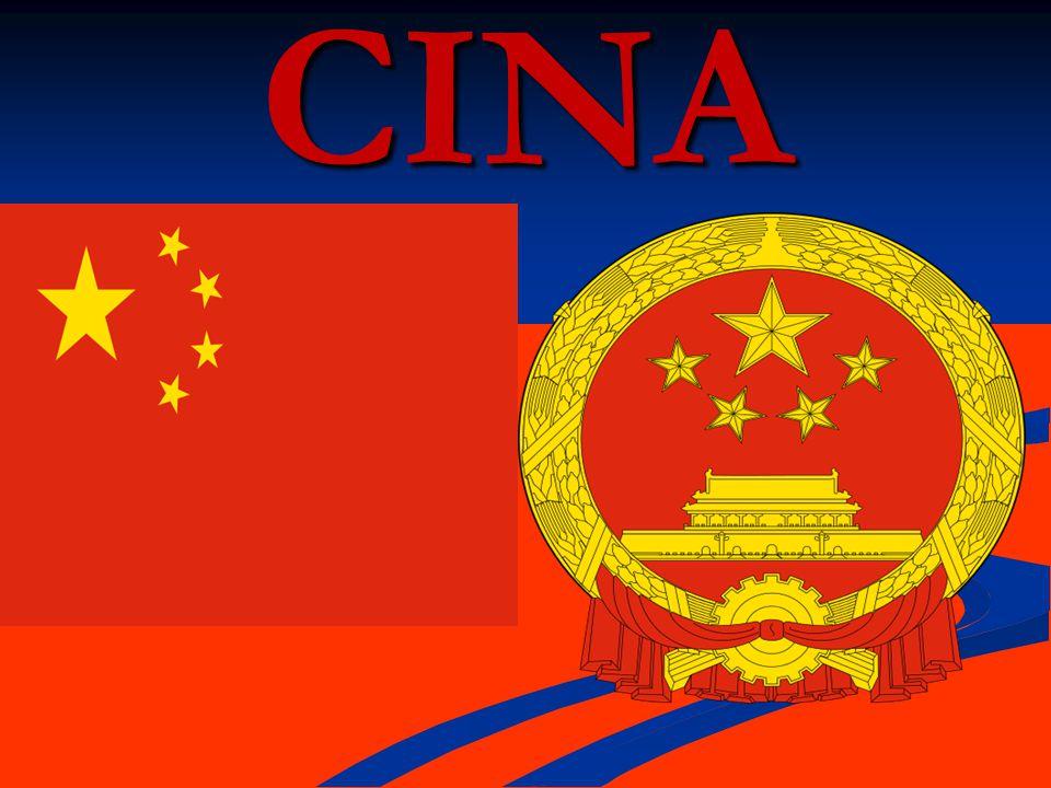 ALCUNI DATI… Nome completo:Repubblica Popolare Cinese Capitale:Pechino Pechino Superficie:9 596 961 km2 Ordinamento: repubblica socialista unitaria e multinazionale (22 province, 5 regioni autonome , 4 grandi municipalita': Pechino, Shanghai, Tianjin e Chongqing) e 2 regioni speciali (Hong Kong e Macao); Taiwan e' considerate dalla Cina come una provincia destinata a ricongiungersi alla madre patria PechinoShanghaiHong Kong MacaoPechinoShanghaiHong Kong Macao