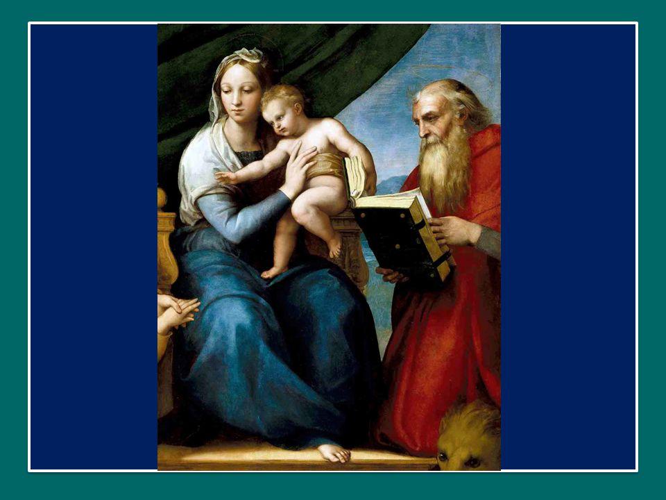 Da allora, ogni volta che c'è una famiglia che custodisce questo mistero, fosse anche alla periferia del mondo, il mistero del Figlio di Dio, il mistero di Gesù che viene a salvarci, è all'opera.
