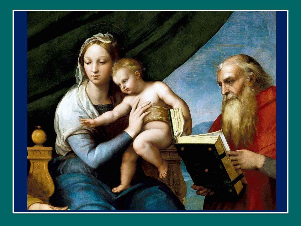 E questo nuovo inizio accade in seno ad una famiglia, a Nazaret.