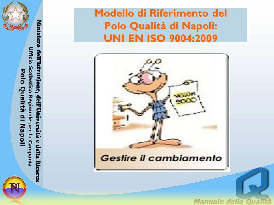 Modello di Riferimento del Polo Qualità di Napoli: UNI EN ISO 9004:2009