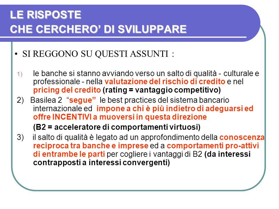 Basilea II Giugno 2004: pubblicato il documento International Convergence of Capital Measurement and Capital Standards.