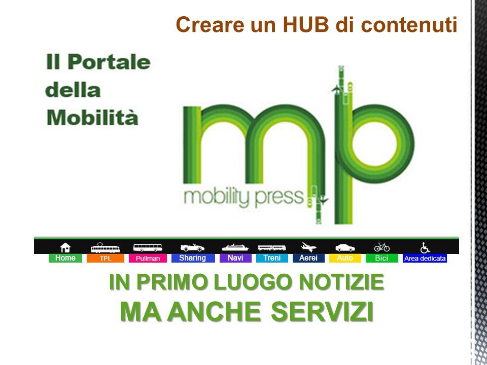 Ma anche un APP per il mobile GEOREFERENZIALE SONO LOGGATO IN OGNI CITTA' TROVO SUBITO I SERVIZI DI MOBILITA' E SOSTA