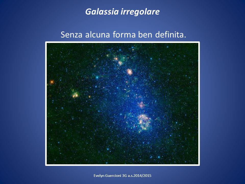 La nostra galassia Il diametro della nostra Galassia è di circa 100 000 anni luce e il suo spessore, misurato a livello del nucleo, è di circa 20 000 anni luce.