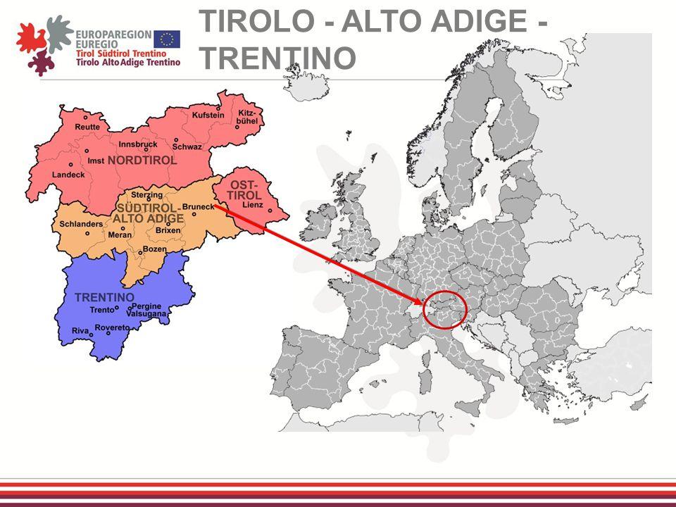 TIROLO - ALTO ADIGE - TRENTINO
