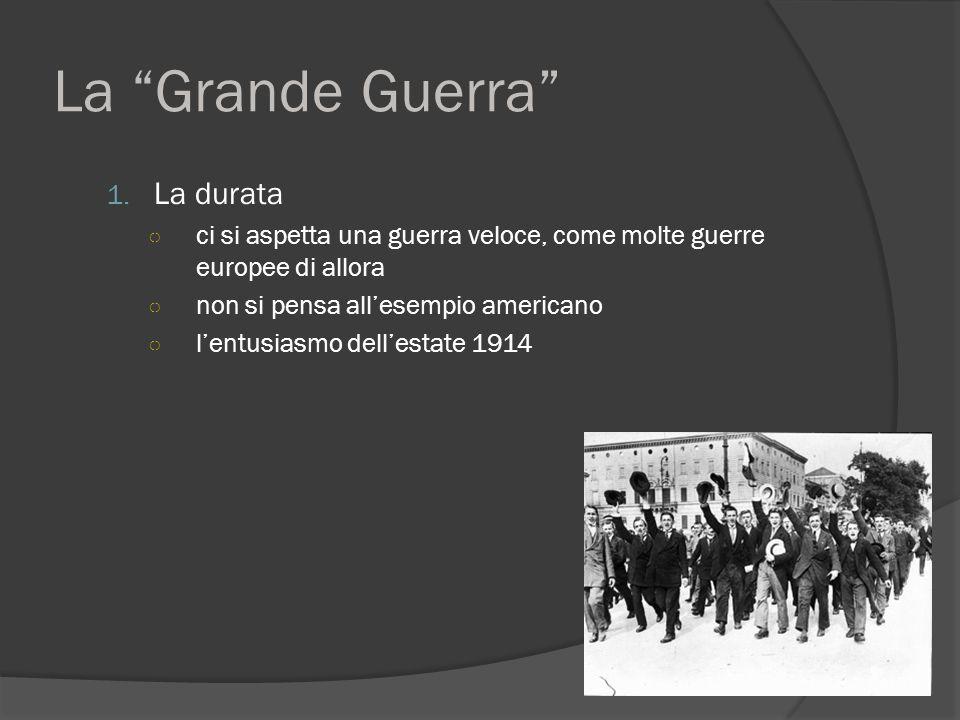 La Grande Guerra 1.
