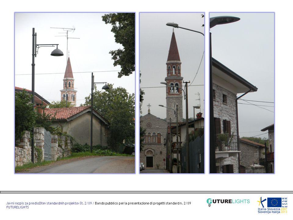 Javni razpis za predložitev standardnih projektov št.