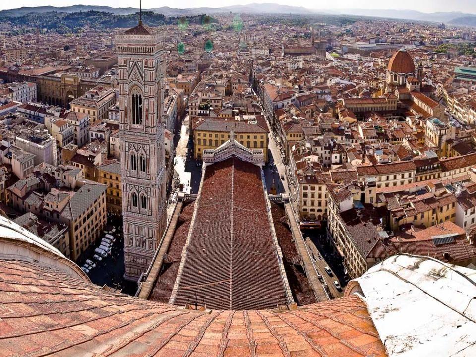 FIRENZE E' un Comune di 380.000 abitanti circa, capoluogo dell'omonima Provincia e della Regione Toscana.