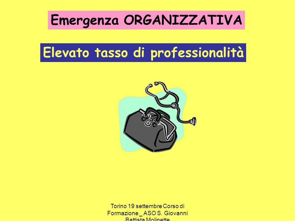 Torino 19 settembre Corso di Formazione _ ASO S.
