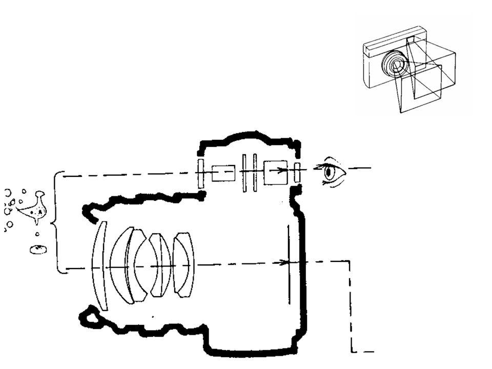 Decentramento sull'asse verticale Decentramento sull'asse orizzontale