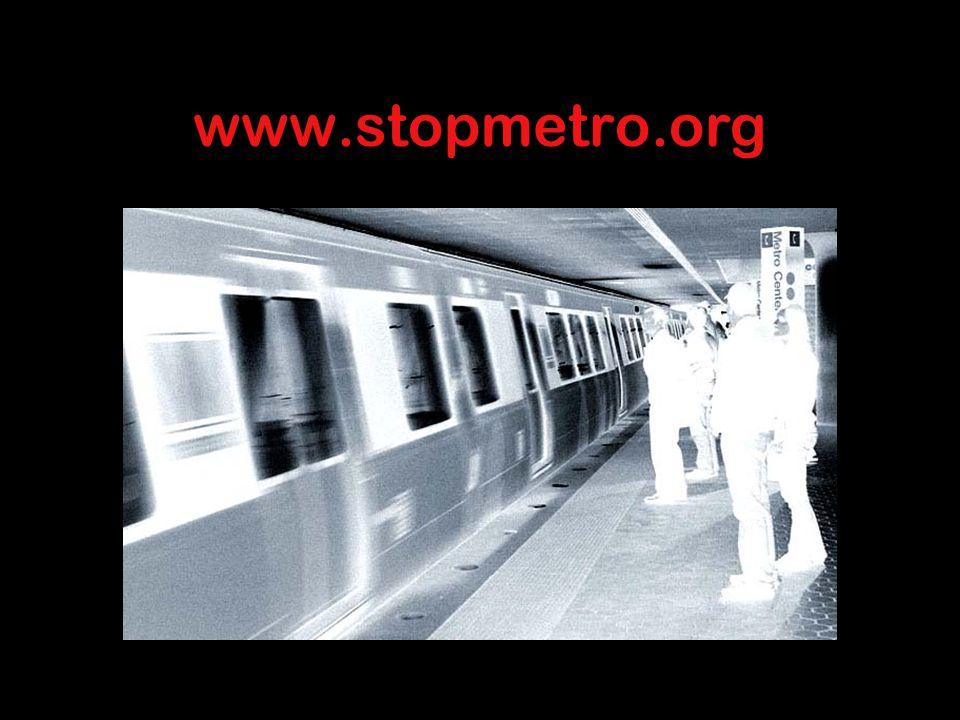 www.stopmetro.org