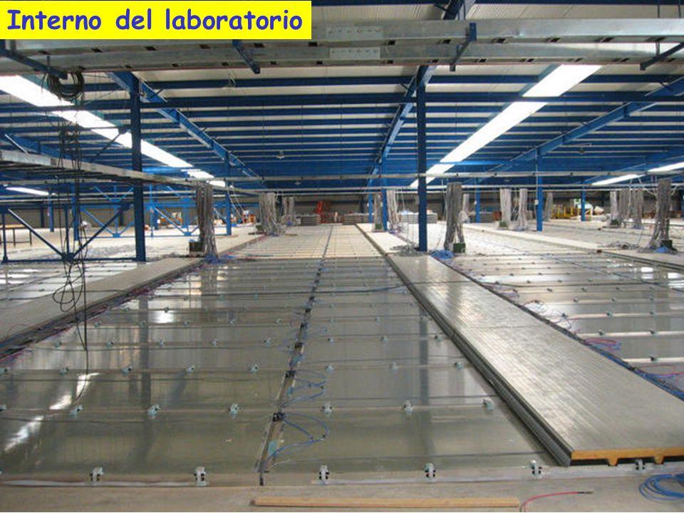 IDIS - 9 Feb. 2005B. D'Ettorre Piazzoli58 Interno del laboratorio