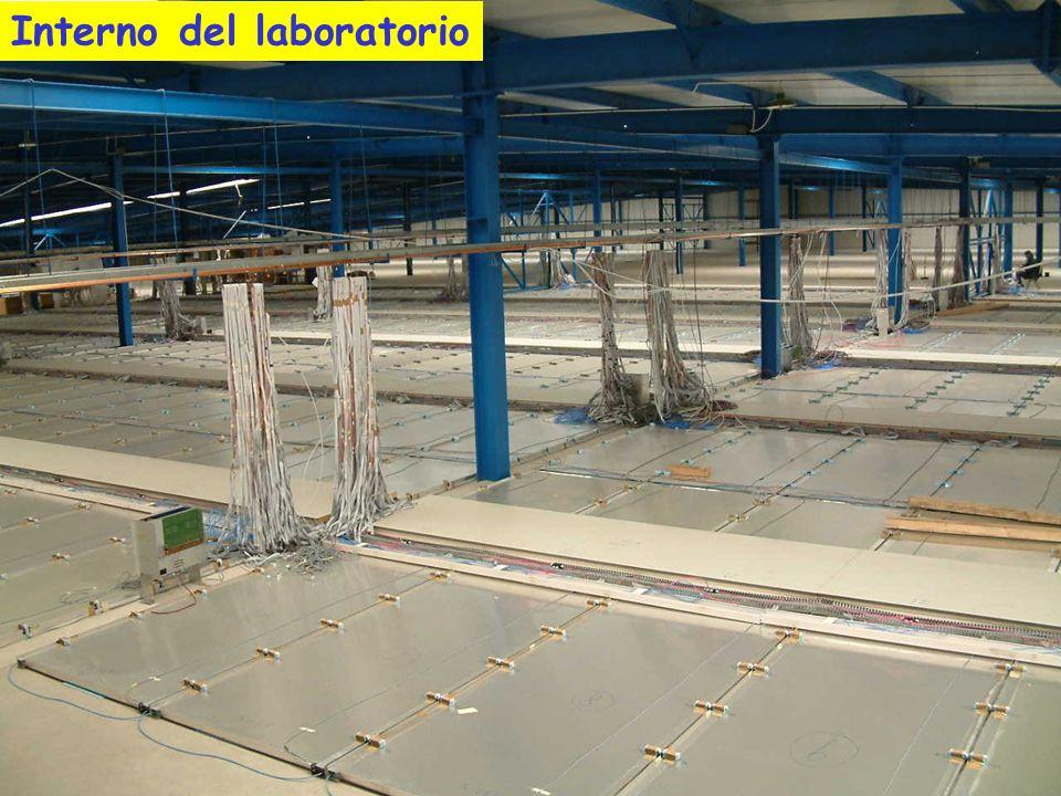IDIS - 9 Feb. 2005B. D'Ettorre Piazzoli59 Interno del laboratorio
