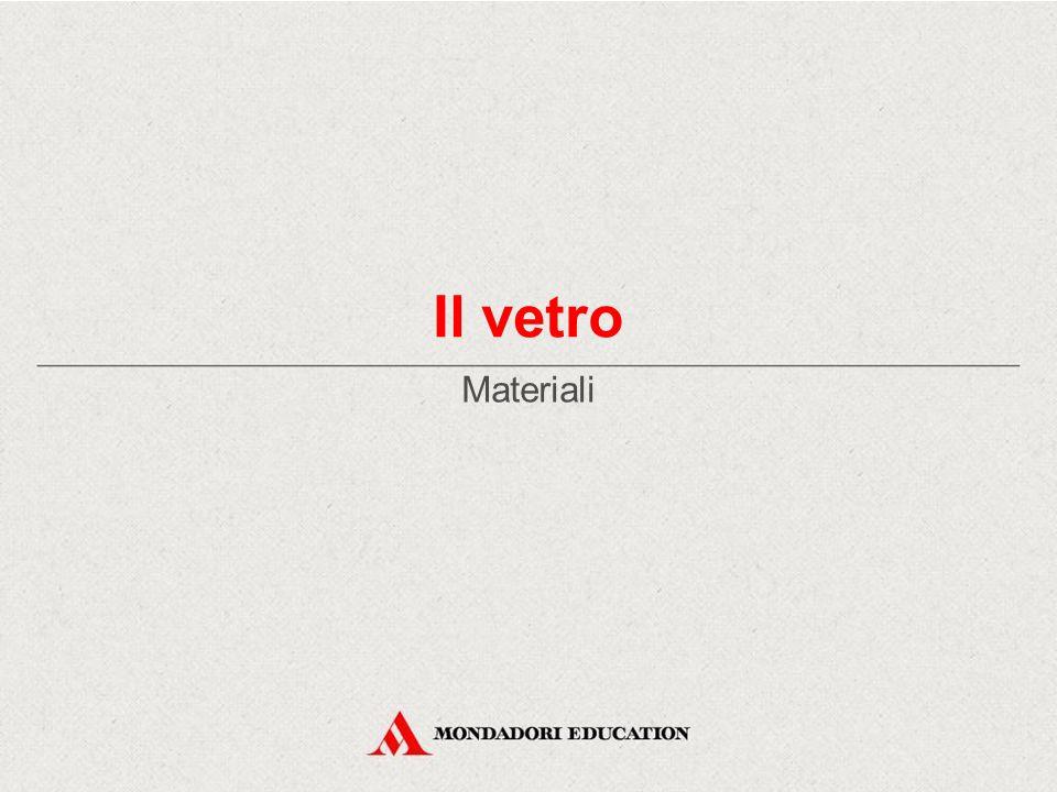 4.2 I processi produttivi FILATURA Produce vetri filati sottilissimi.