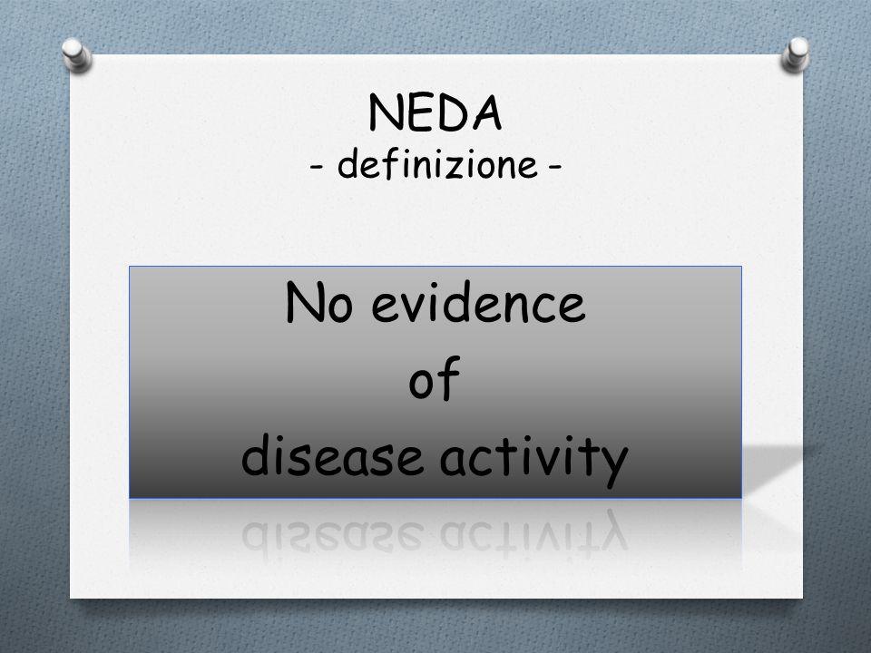 NEDA - definizione -