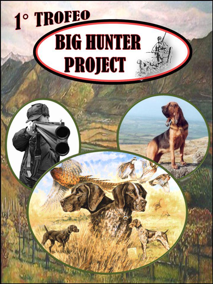 A partire da quest'anno, su gentile concessione di Taeco S.r.l., il Working Retrievers Club Italia è onorato di assegnare il Trofeo Big Hunter Project .