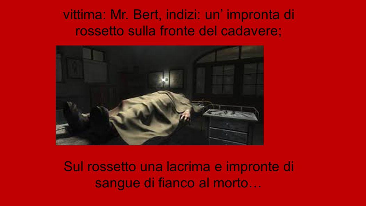 La lettera diceva che c'era stato un omicidio; in un albergo dell'Alto Adige.