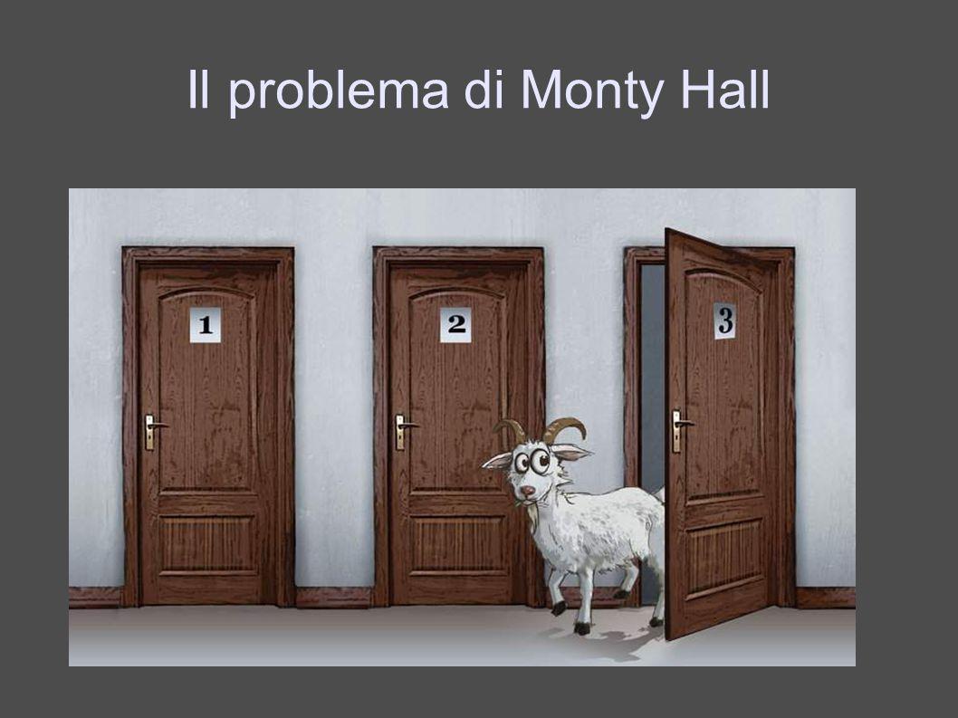 Il problema di Monty Hall
