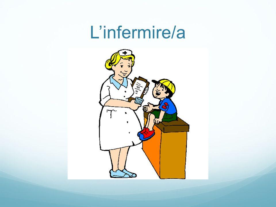 L'infermire/a