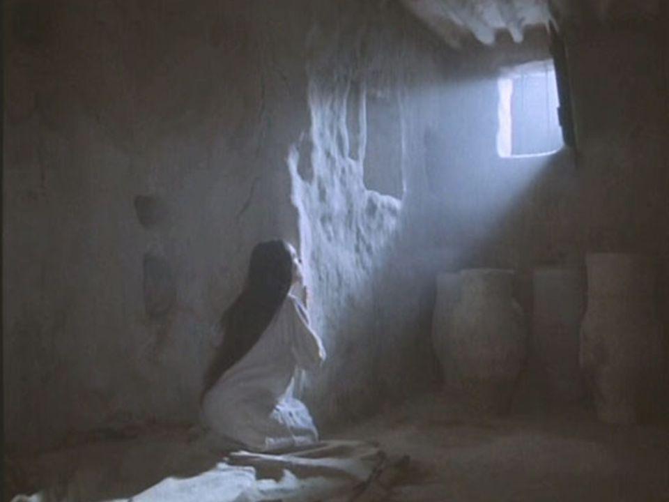 Sorgerà dalla Casa di David, il Messia da tutti invocato: prenderà da una vergine il corpo per potenza di Spirito Santo VIENI GESÙ, VIENI GESÙ DISCENDI DAL CIELO, DISCENDI DAL CIELO!