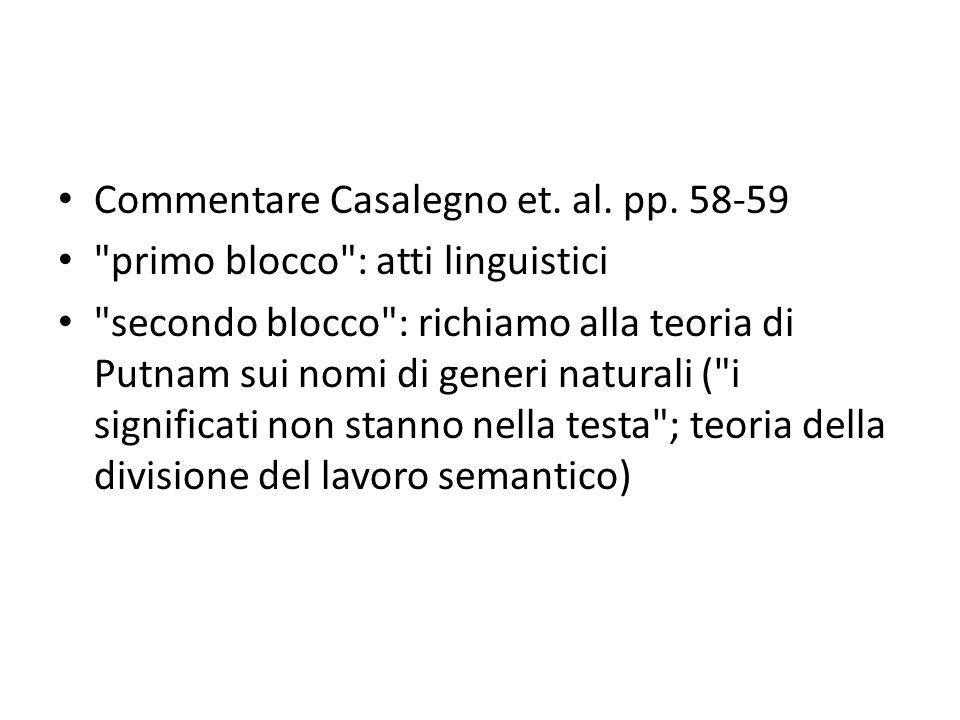 Commentare Casalegno et.al. pp.