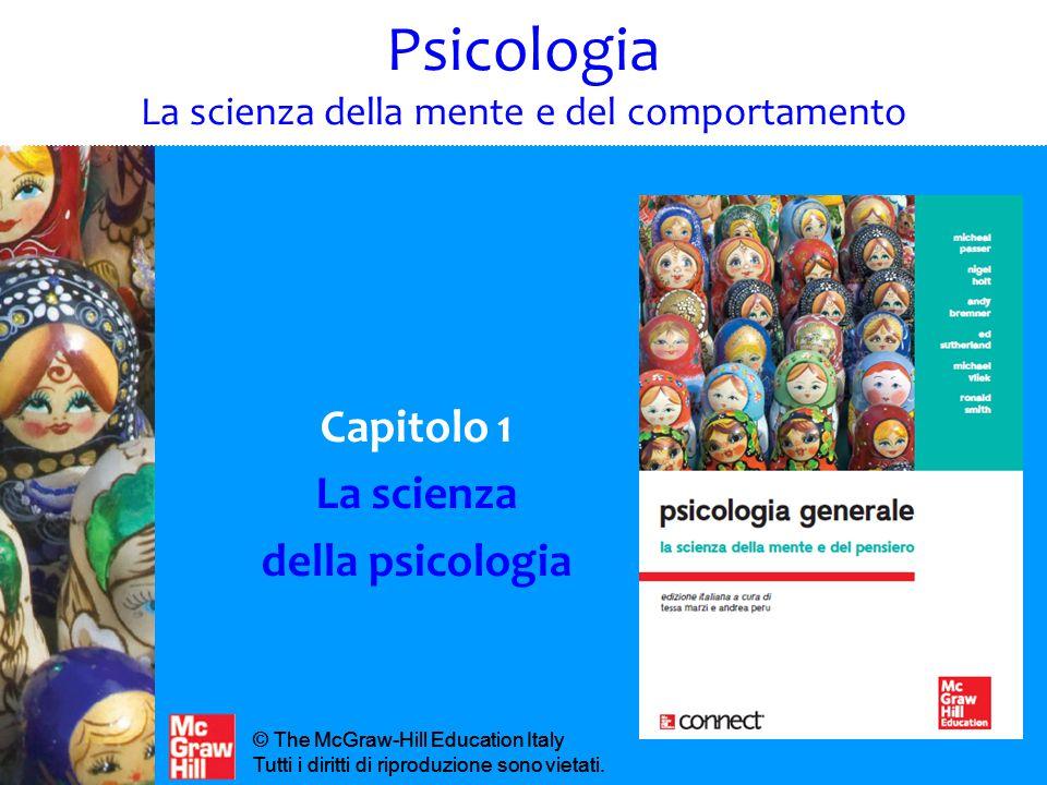 © The McGraw-Hill Education Italy Tutti i diritti di riproduzione sono vietati. © The McGraw-Hill Education Italy Tutti i diritti di riproduzione sono