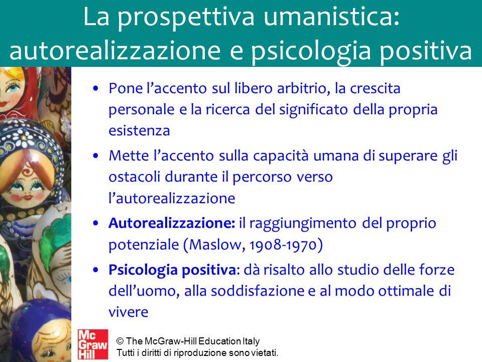 © The McGraw-Hill Education Italy Tutti i diritti di riproduzione sono vietati.