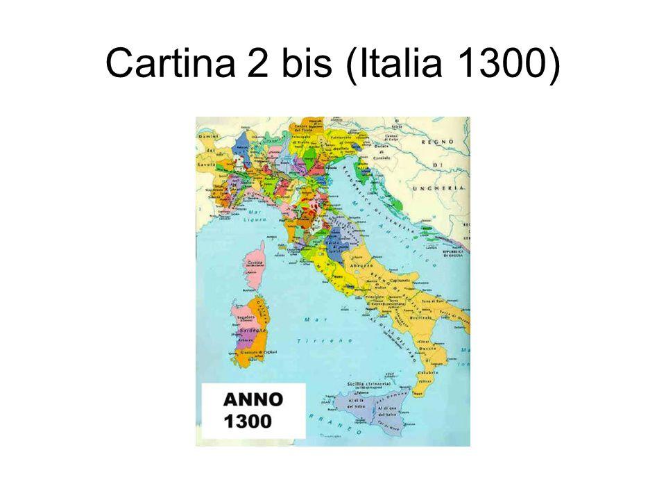 Cartina 3 (Italia 1450 c.)