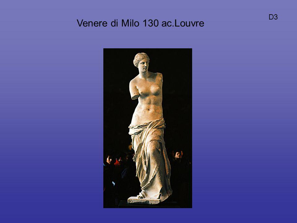 Venere di Milo 130 ac.Louvre D3