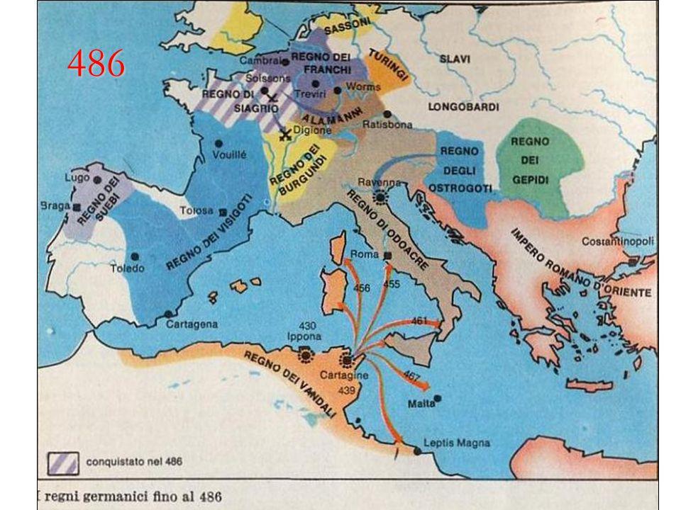 Le guerre di Carlo 772 guerra contro i Sassoni – dura circa 30 anni.