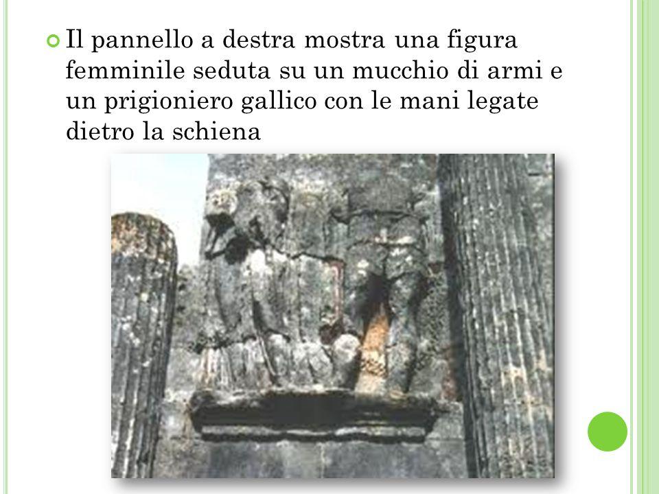 I L DECLINO DELL ' ACQUEDOTTO Dopo la distruzione del 260 da parte delle tribù germaniche, l'acquedotto venne utilizzato come cava di pietre