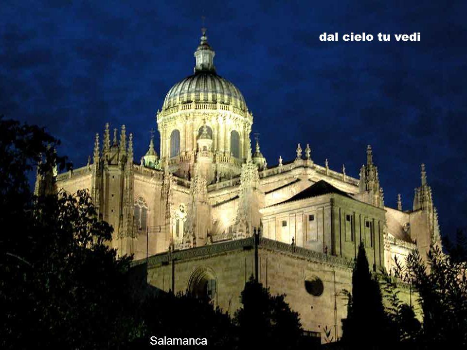 Salamanca Il dolor mio