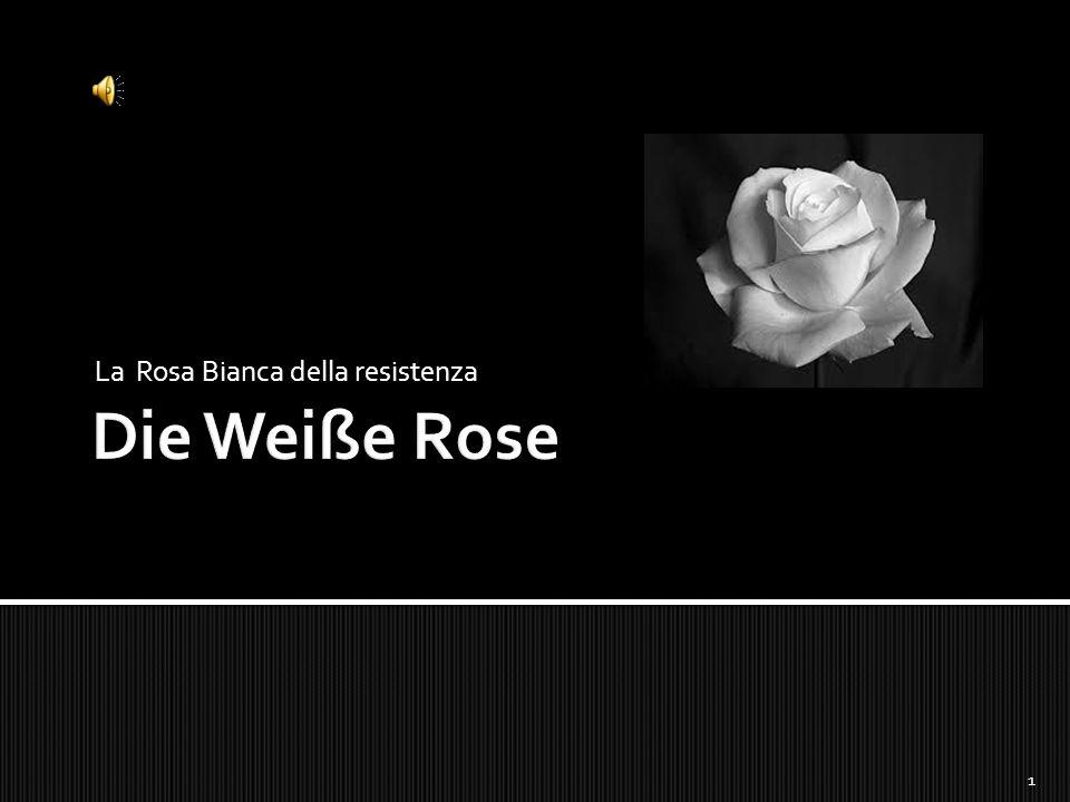 La Rosa Bianca della resistenza 1