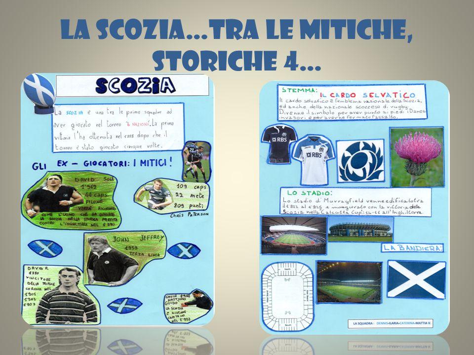 LA SCOZIA…TRA LE MITICHE, STORICHE 4…