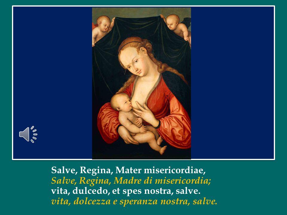 Invochiamo la materna intercessione della Vergine Maria, Colei che ha accolto la Parola e l'ha generata per il mondo, per tutti gli uomini.