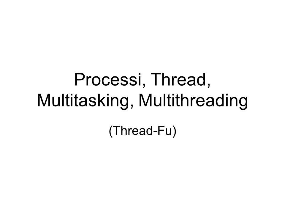 Linux 2.4/2.6 Normal process: priorità 100..139 –nice level : -20..