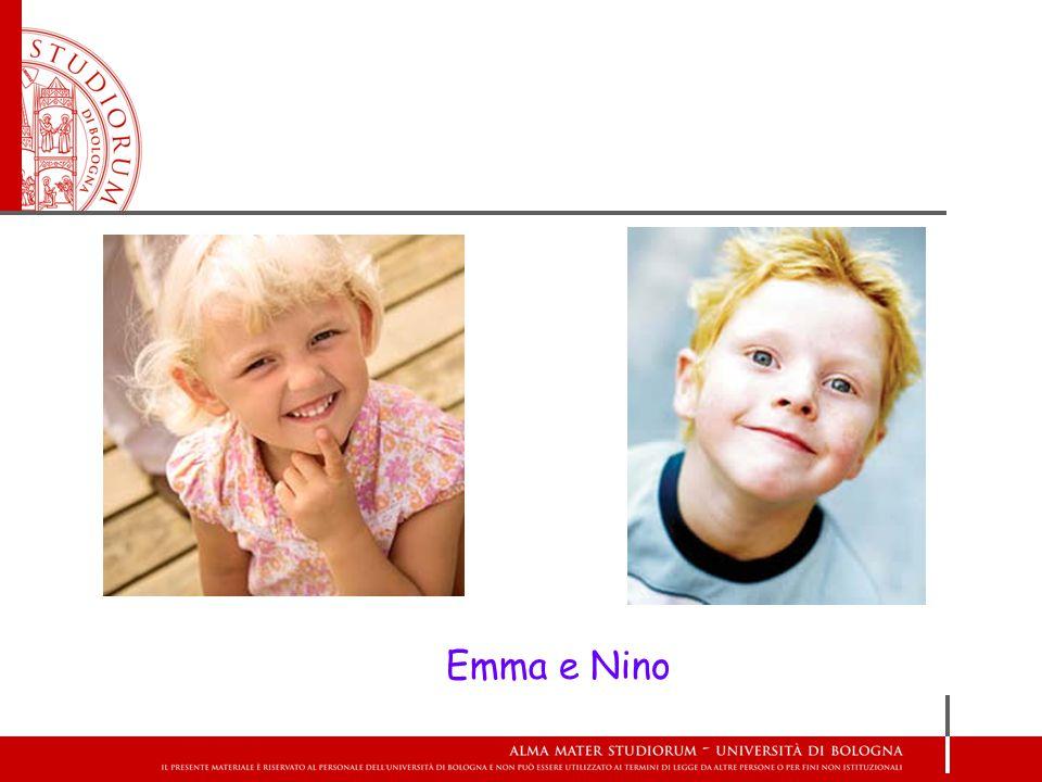 Emma e Nino