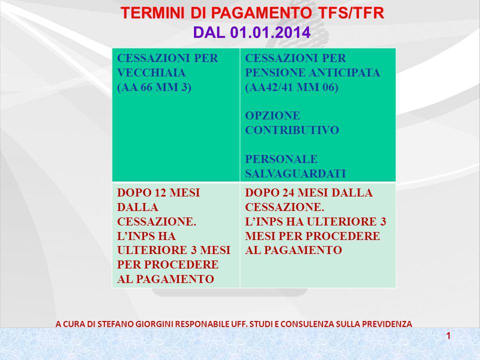 1 A CURA DI STEFANO GIORGINI RESPONABILE UFF.