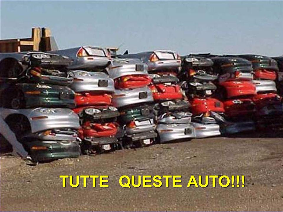 …DISTRUTTE… La General Motors recuperò tutte le EV1, nonostante l'opposizione dei suoi utenti, e dopo furono…