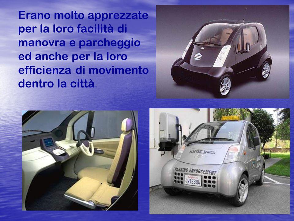 Nel 1997, la Nissan presentò il modello elettrico Hypermini al salone dell'automobile di Tokyo. Il Municipio della città di Pasadena (California USA)