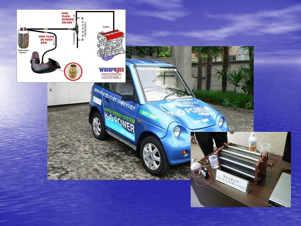 L'anno prima fu presentata al pubblico la Genepax, la prima e unica auto che funziona col vapore acqueo.