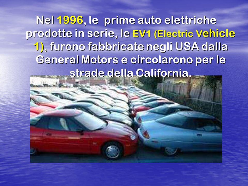 Ma non esiste solamente la tecnologia dell'auto elettrica… La BMW ha un'automobile commerciale a base di idrogeno.