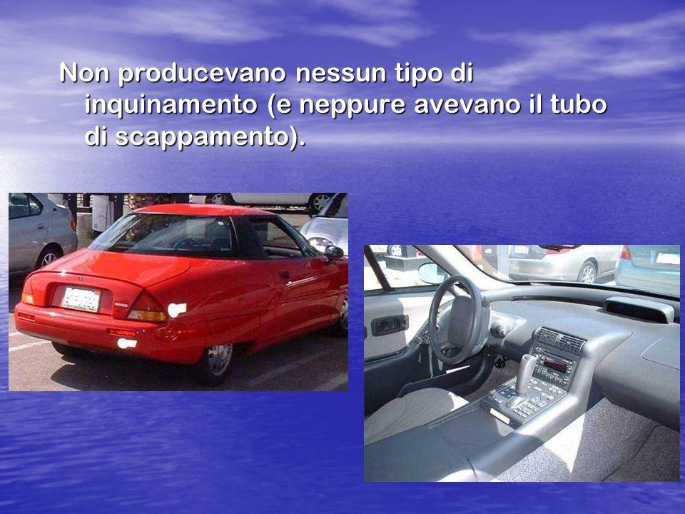 Allora… Come può essere possibile che queste auto non vengano promosse a livello mondiale.