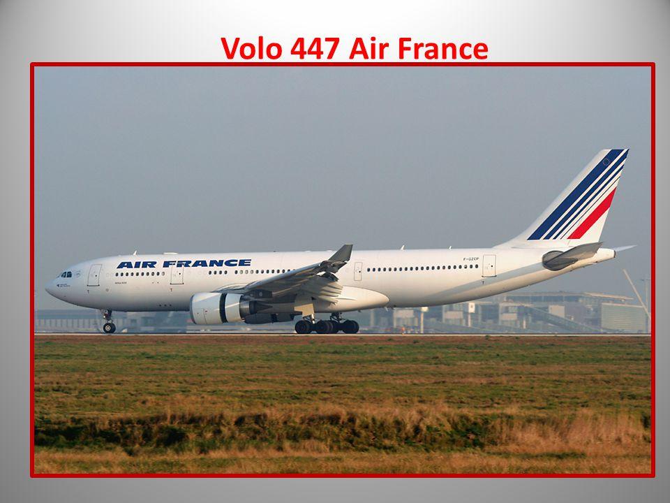 Volo 447 Air France