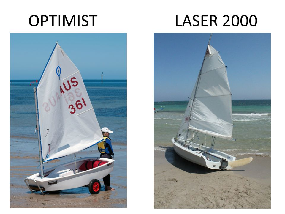OPTIMIST LASER 2000